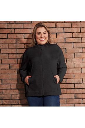 jaqueta plus size 4302
